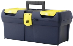 Stanley 016011R Tool Box With Plastic Latch