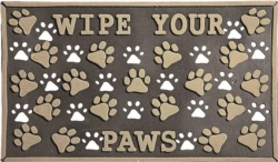 Homebasix 08ABSHE-55 Indoor/Outdoor Door Mat