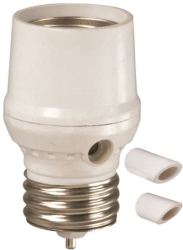 AmerTac SLC5BCW-4 Dusk to Dawn Light Control Socket