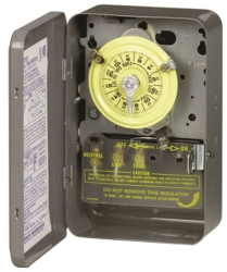 Intermatic T101 Electromechanical Timer