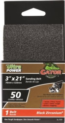 Gator 7777 Resin Bond Power Sanding Belt