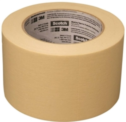 Scotch 2020-3A-BK Masking Tape