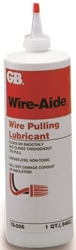 Wire-Aide 79-006N Non-Toxic Wire Pulling Lubricant