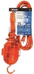 Coleman 201 Work Light with Plastic Guard