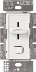 Skylark S-600PH-WH Preset Slide Dimmer