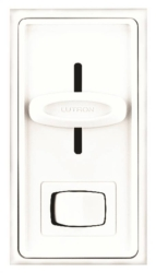 Skylark S-603PH-WH Preset Slide Dimmer
