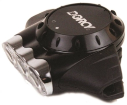 Dorcy 41-2105 3 LED Cap Light Headlight