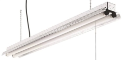 Acuity 146V5F Fluorescent Shoplight Fixture