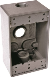 Hubbell 5324-0 Outlet Box