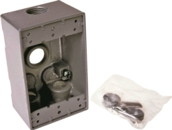 Hubbell 5321-0 Outlet Box