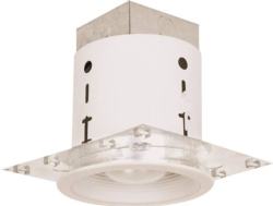 Powerzone 30001WH-3L Recessed Light Fixture