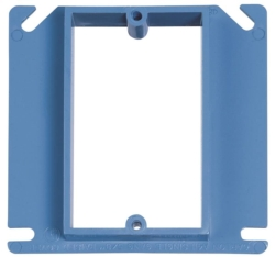 Carlon A410R-CAR Square Electrical Box Cover