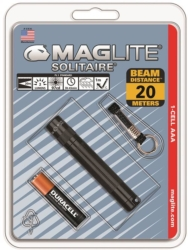 Solitaire K3A016 Water Resistant Flashlight