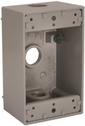 Hubbell 5320-0 Outlet Box