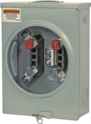 Siemens SUAT111-0G General Duty Ringless Meter Socket