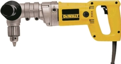 Dewalt DW120K Right Angle Corded Drill Kit