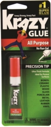 Krazy Glue KG866-48R Instant All Purpose Adhesive