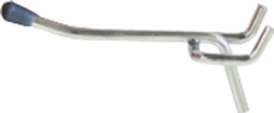 Crawford 18320 Double Prong Straight Peg Hook