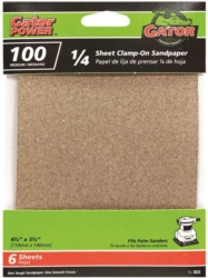 Gator 5032 Clamp-On Power Sanding Sheet