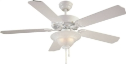 Boston Harbor CF-B-552+1F242WH Ceiling Fan