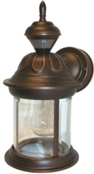 Heathco HZ-4168-AZ Heath/Zenith / Dualbrite Porch Light