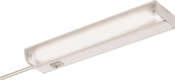 Good Earth G9712P-T5-WHES-I Corded Fluorescent Light