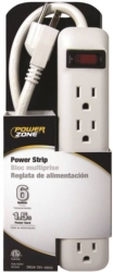 Powerzone OR801118 Power Outlet Strip