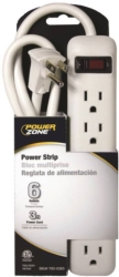 Powerzone OR801124 Power Outlet Strip
