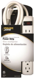 Powerzone OR801115 Power Outlet Strip