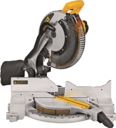 Dewalt DW715 Single Bevel Compound Corded Miter Saw