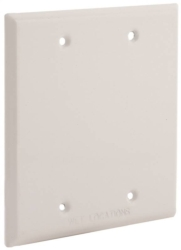 Bell Raco 5175-1 Blank Weatherproof Device Cover