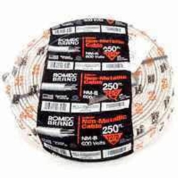 Romex SIMpull 14/2NM-WGX250 Building Wire