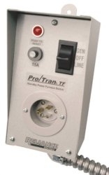 Reliance Controls TF151W Generator Transfer Switches