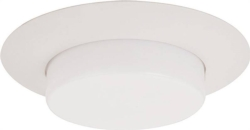 Powerzone T505WH-3L Recessed Light Shower Trim
