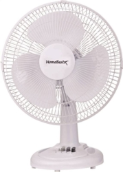 HomeBasix F-1230 Oscillating Table Fan