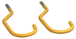 Crawford SS18-6 Small Bike Hook 6-1/2 in L x 1/2 in W x 4 in H