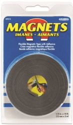 Master Magnetics 07012 Flexible Large Magnetic Tape