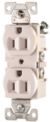 Arrow Hart CR15W  Duplex Receptacle