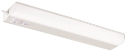 Good Earth G9318P-T8-WH-I Corded Fluorescent Undercabinet Light