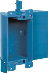 Carlon B117RSW Old Work Shallow Outlet Box