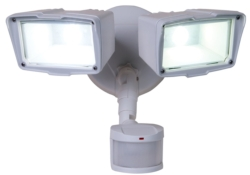 Cooper Lighting MST18920LW All Pro Security Floodlight
