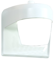 Cooper Lighting ALL-PRO FES0650LPCW Porch Light