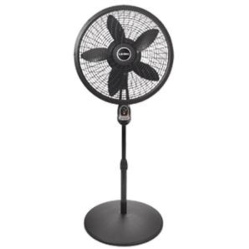 Adjust Cyclone Pdstl Fan Blk