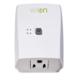 WW Indoor WiFi Outlet White