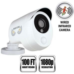 1080p Wired Infrared Security