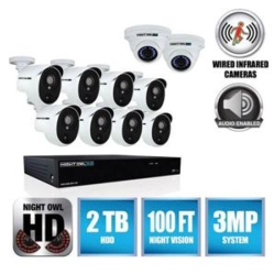 3 MP Extreme Security System