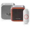 Plug In Doorbell Push 5Ser Gry