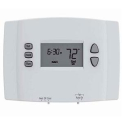 5.2 Day Prog Thermostat Wht