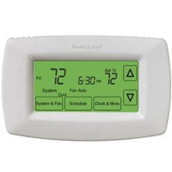 7 Day Prog Thermostat Tch Scrn