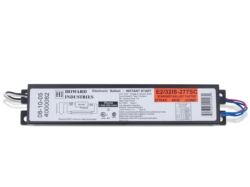 Fluorescent Ballast E2/32IS-277SC